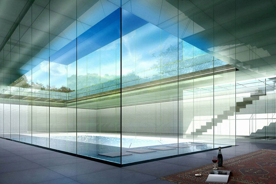 Innovative Aluminium And Glass Walls